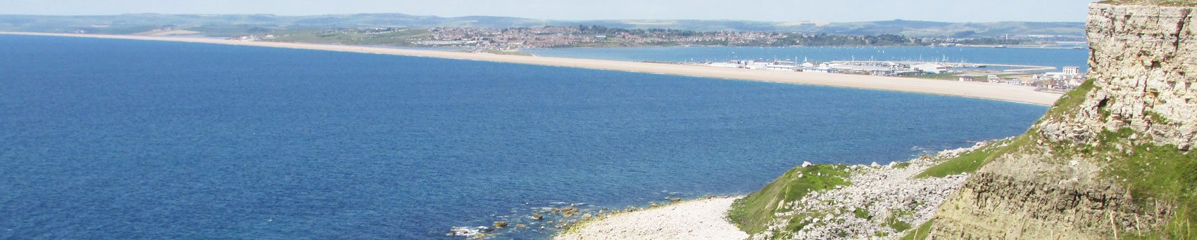View of Weymouth from Portland